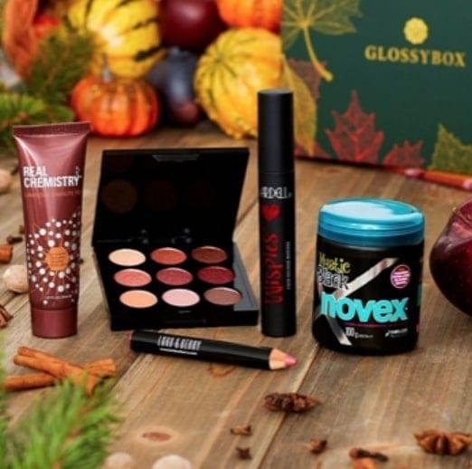 GlossyBox November 2019 Spoilers