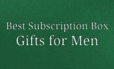 15 Best Subscription Box Gifts For Men