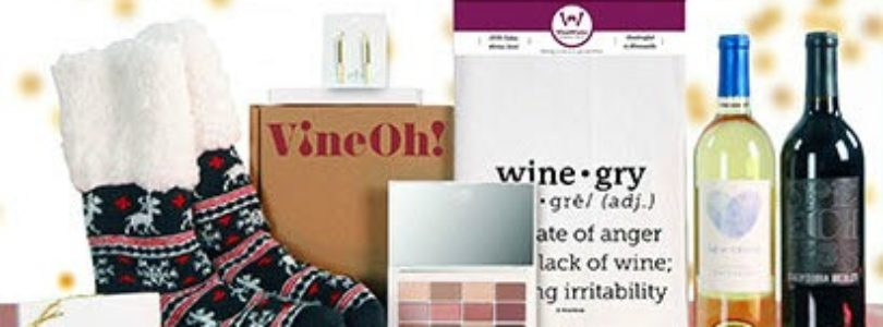 Vine Oh Black Friday Deal – FREE Cozy Blanket + $12 Off First Box!