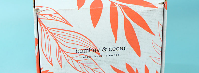 Bombay & Cedar Premium Box Review + Coupon – November 2019