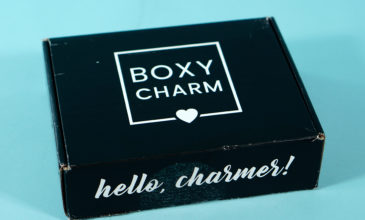 BoxyCharm Review + Coupon – December 2019