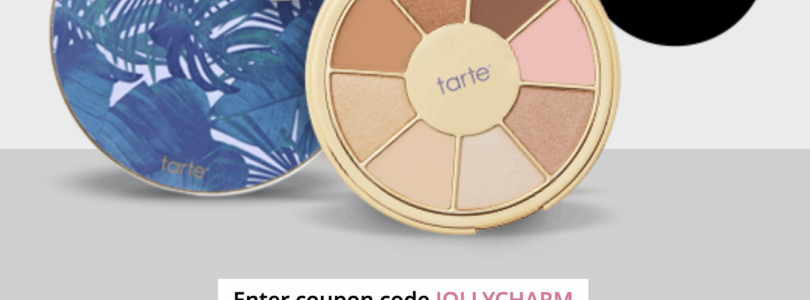 BoxyCharm Cyber Monday Deal – Free Tarte Palette with Subscription!