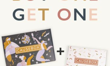 Causebox Holiday Deal – FREE $165 Mystery Box with Subscription!