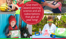 Green Kid Crafts Holiday Deal – Get Up To $25 Off Subscriptions