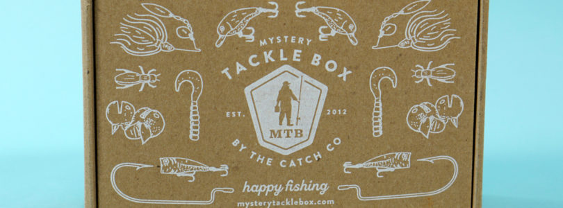 Mystery Tackle Box Review + Coupon!