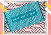 EXTENDED! Smartass & Sass Cyber Monday Deal – Get 30% Off First Box!