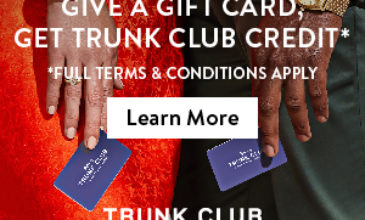Trunk Club Coupon – Get Up To $200 Credit!