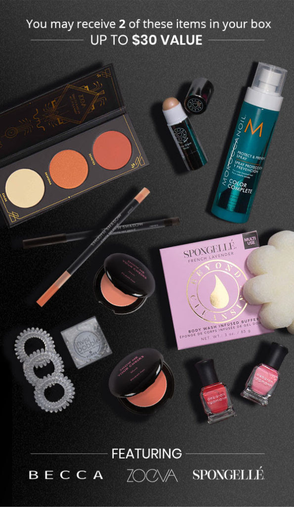 BoxyLuxe March 2020 Spoilers