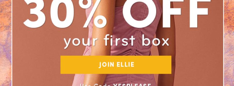 Ellie coupon