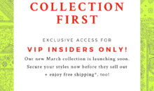 Fabletics March 2020 Spoilers + Coupon!
