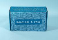 Smartass & Sass December 2019 Review