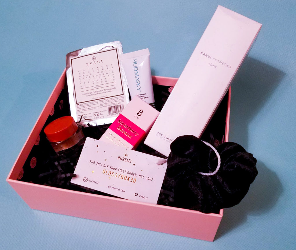 GlossyBox January 2020 Review