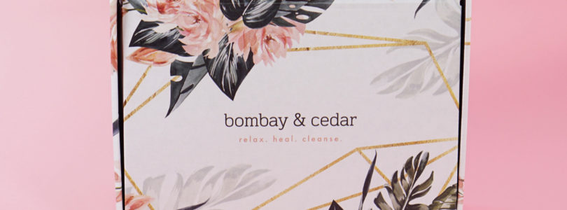"Bombay & Cedar Premium Box Review ""Refresh"" – January 2020"