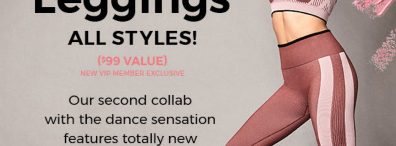 Fabletics Maggie Ziegler Collection Available Now + Coupon!