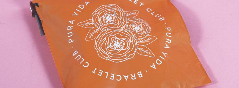 Pura Vida Bracelets Club February 2020 Review