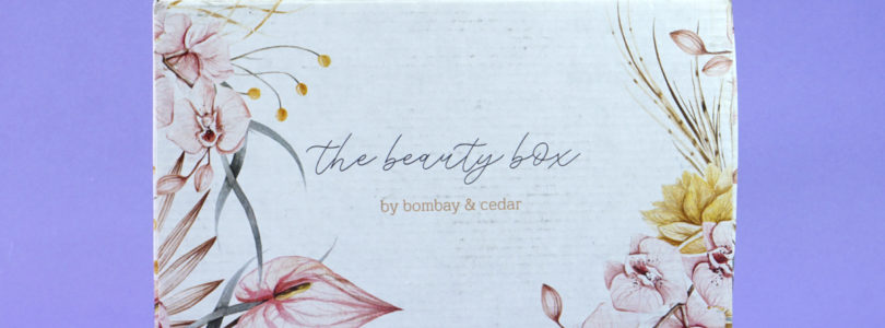 The Beauty Box by Bombay & Cedar Review – March 2020