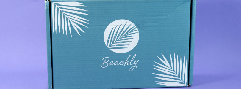 Beachly Spring 2020 Box Review + FREE Bonus Box!