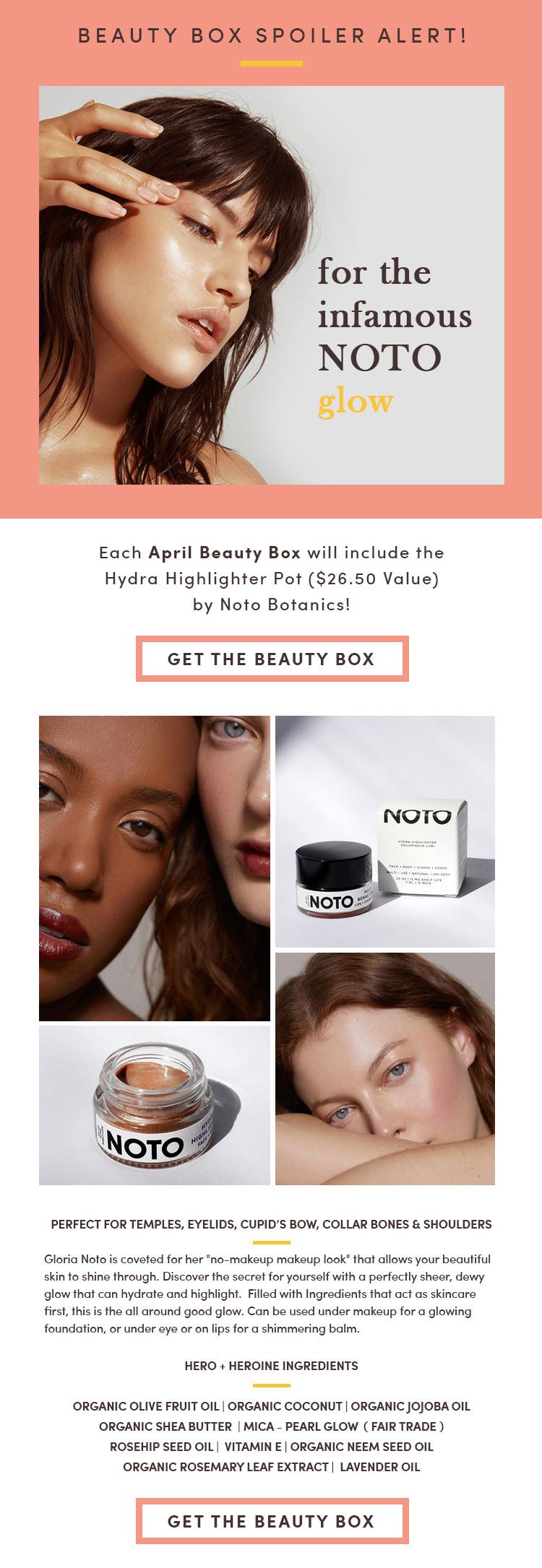 The Beeauty Box by Bombay & Cedar April 2020 Spoilers
