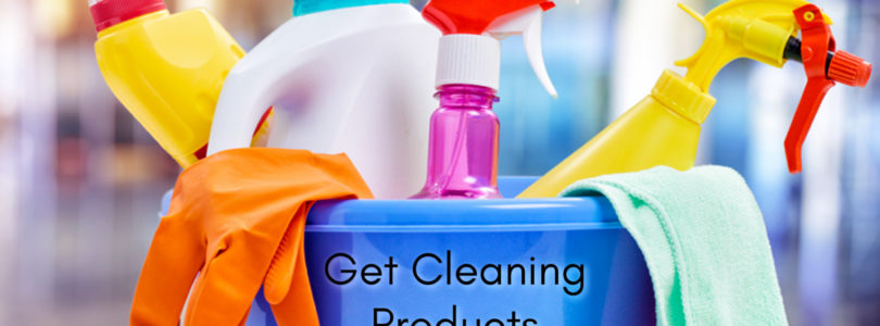 Get Cleaning Products Shipped To You