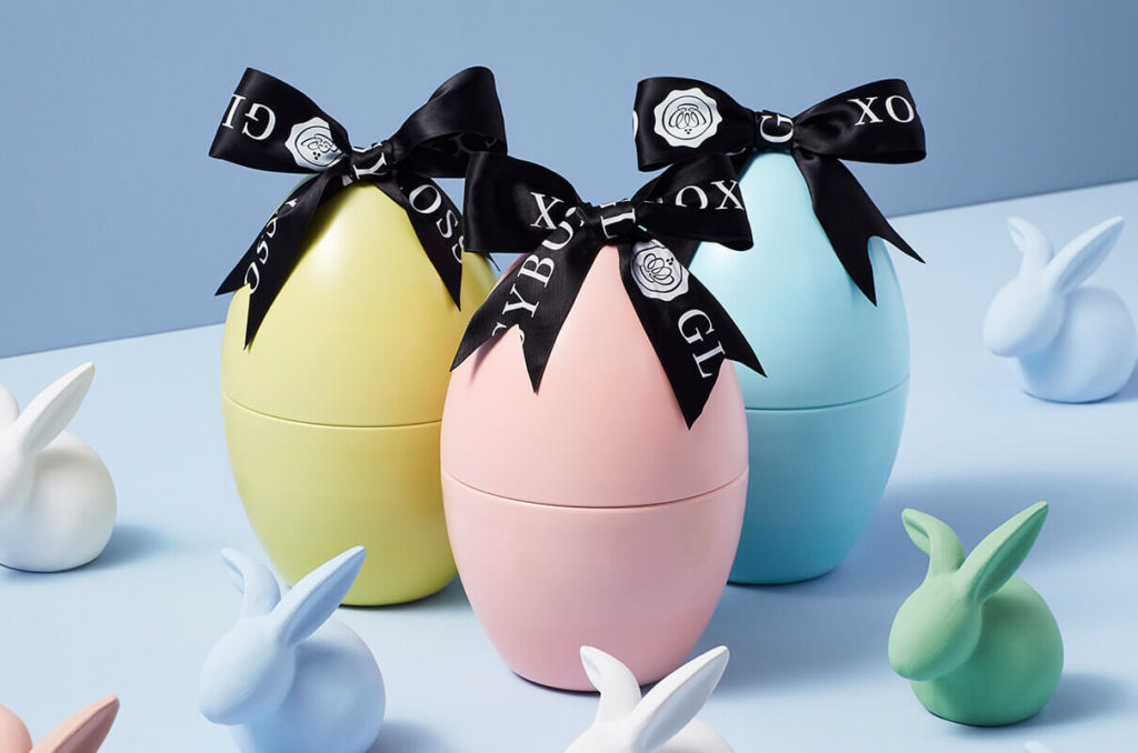 GlossyBox Limited Edition Easter Egg 2020 Spoilers