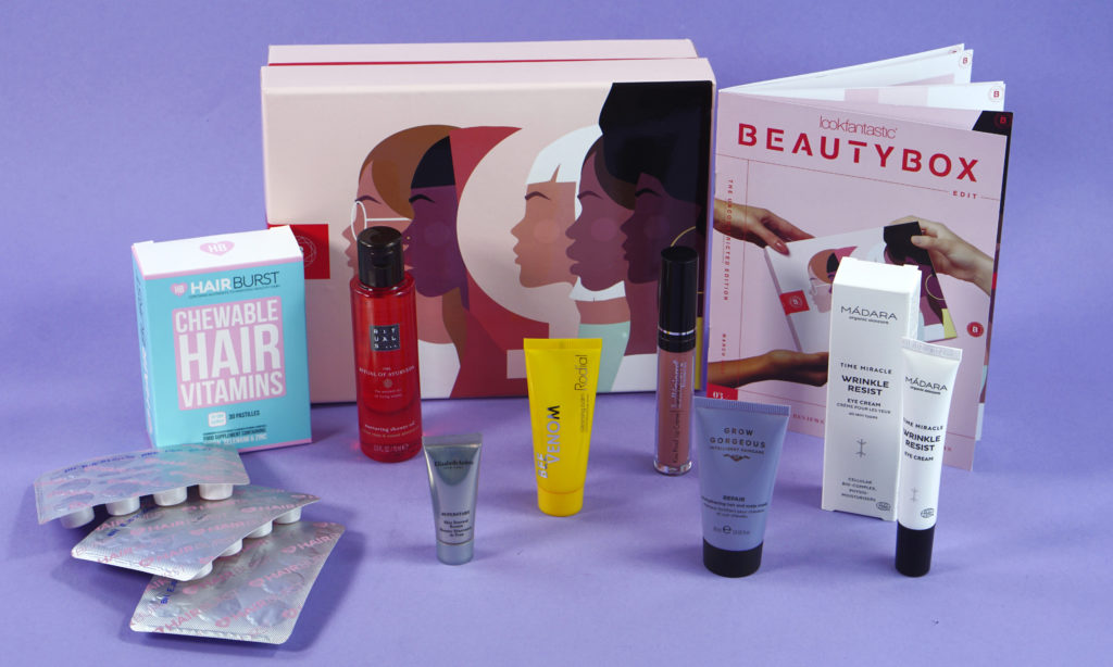 Look Fantastic Beauty Box March 2020