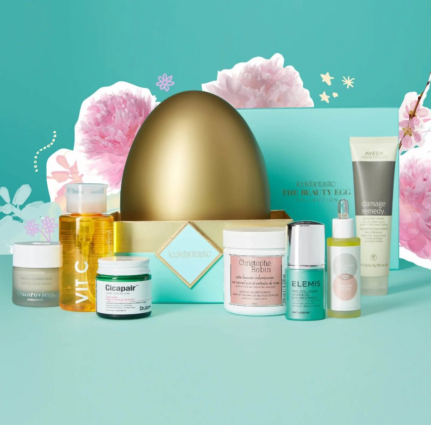 Look Fantastic Beauty Egg Collection Box Spoilers 2020