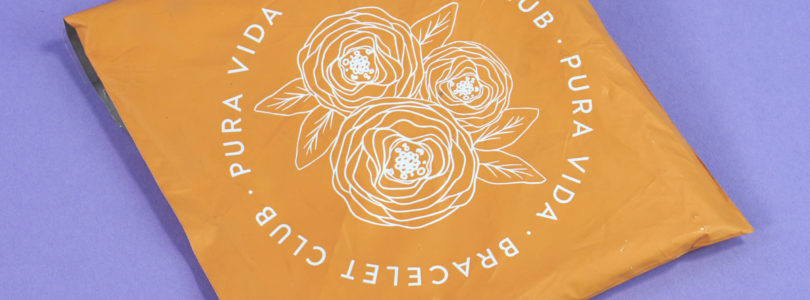 Pura Vida Bracelets Monthly Club Review – March 2020