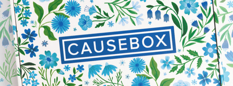 Causebox Spring 2020 Welcome Box FULL Spoilers + Coupon!