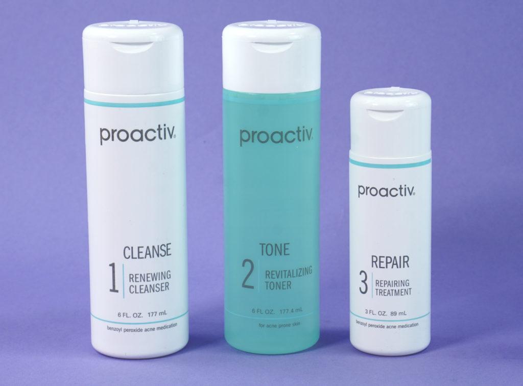 Proactiv 3-Step Acne Treatment System