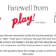 FYI: Play! by Sephora Subscription is Ending