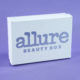 Allure Beauty Box Review + Coupon – April 2020