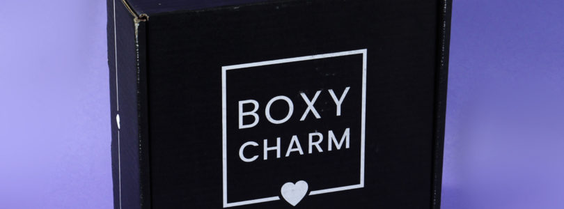 BoxyCharm Review + Coupon – May 2020