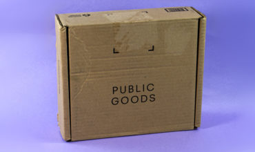 Public Goods Review + Coupon – May 2020