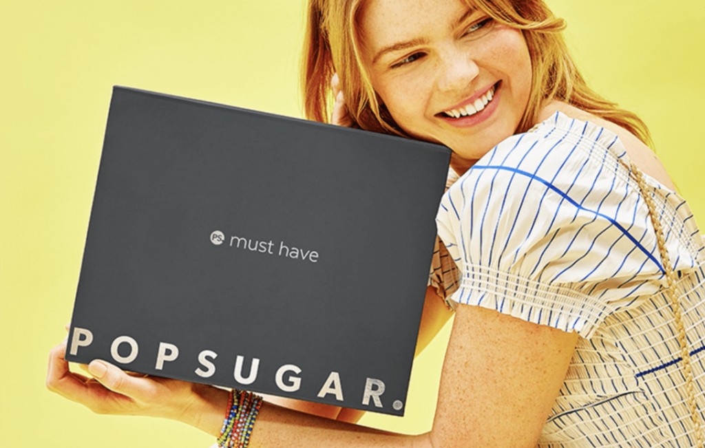 Popsugar Must Have Summer 2020 Box Spoilers