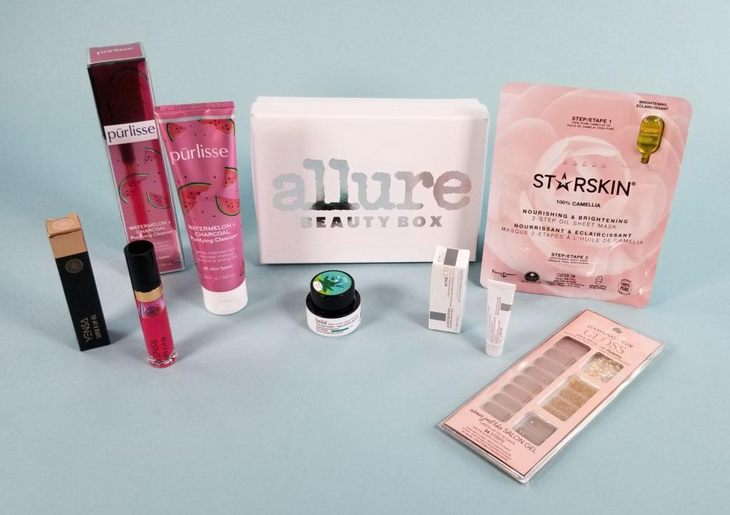 Allure Beauty Box June 2020