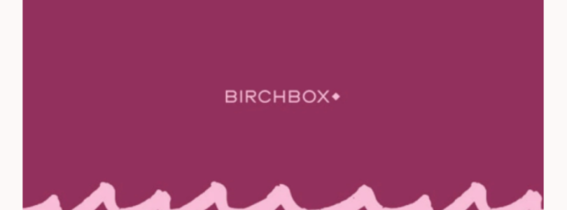 Birchbox July 2020 Spoilers