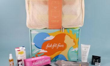 FabFitFun Summer 2020 Editor's Box Review + Coupon