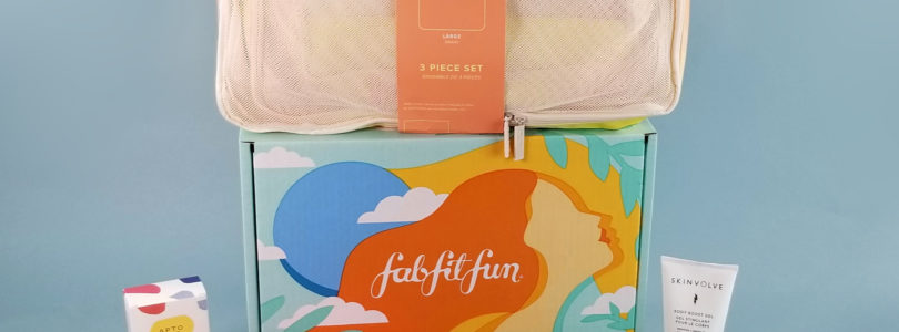 FabFitFun Summer 2020 Editor's Box Review + Coupon