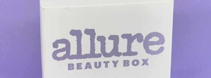 Allure Beauty Box Review – July 2020
