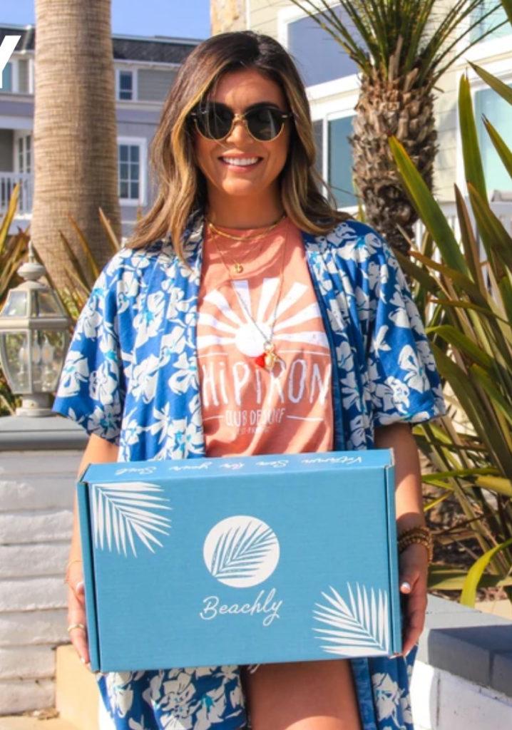 Beachly Summer Editor's Box Spoilers