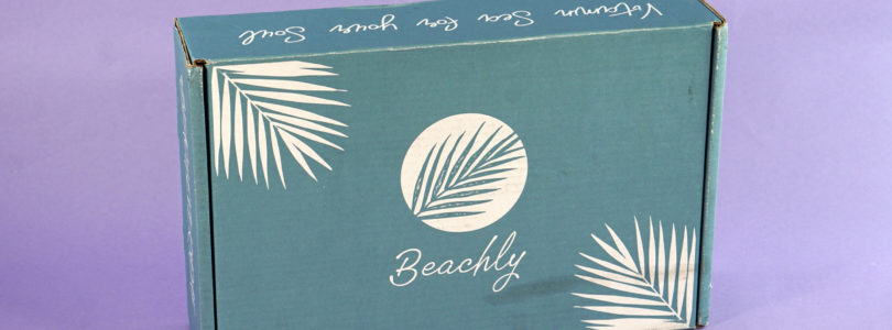 Beachly Summer 2020 Box Review + FREE $130 Bonus Box Coupon!