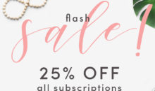 Bombay & Cedar Flash Sale – Get 25% Off All Subscriptions!