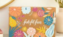 FabFitFun Fall 2020 Box Spoilers