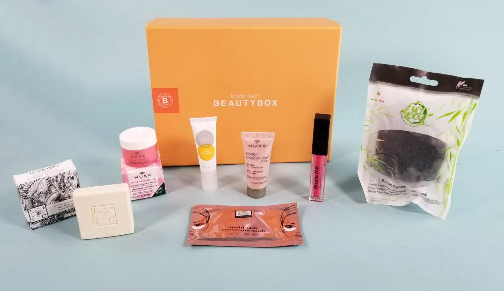 Look Fantastic Beauty Box July 2020
