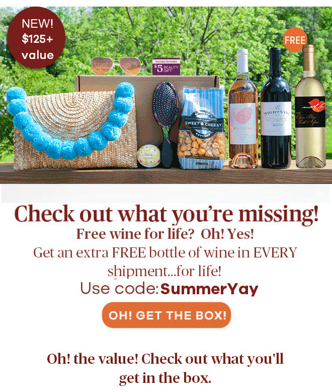 Vine Oh coupon