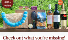 Vine Oh Coupon – FREE Wine For Life + Limited Edition Box FULL Spoilers!